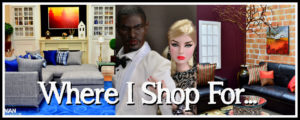 PAGE ICONS LONG - Dio Tut - Where I Shop For 1