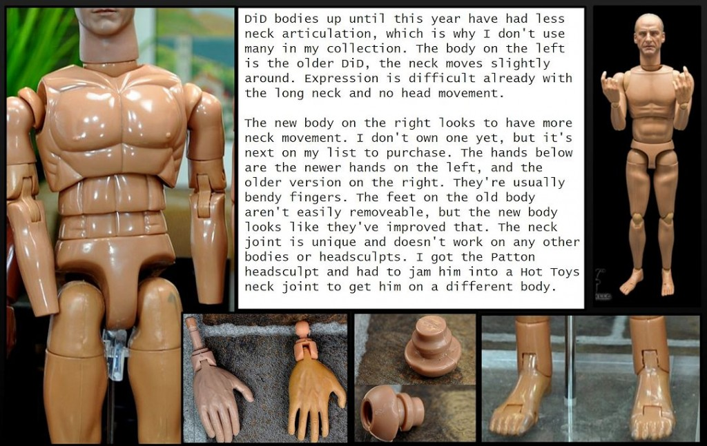 Tutorial - Action Figure and Fashion Dolls 06