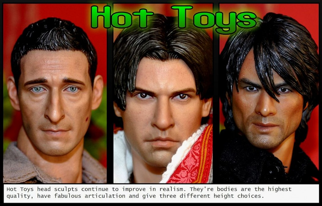 Tutorial - Action Figure and Fashion Dolls 14
