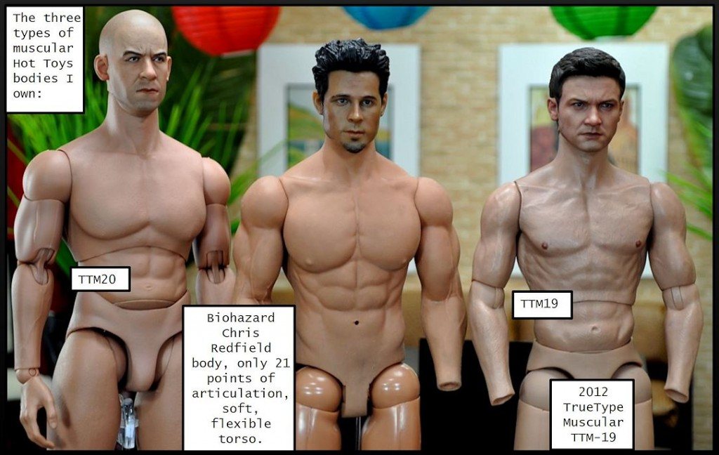 Tutorial - Action Figure and Fashion Dolls 16