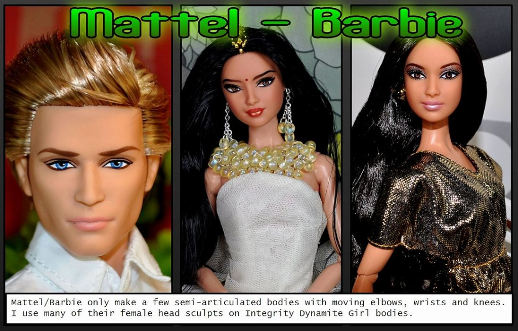 Tutorial - Action Figure and Fashion Dolls 34