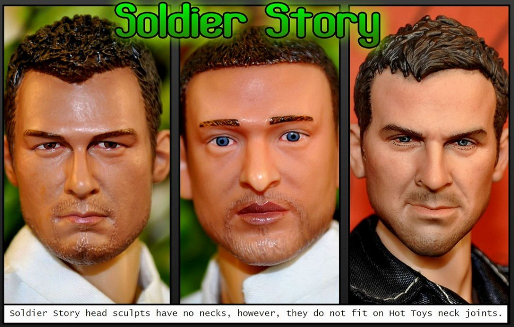 Tutorial - Action Figure and Fashion Dolls 42