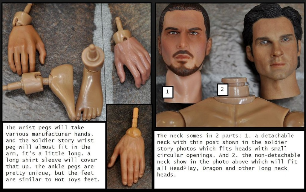 Tutorial - Action Figure and Fashion Dolls 47
