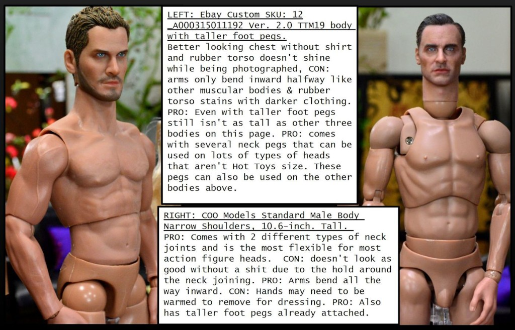 Tutorial - Action Figure and Fashion Dolls 59
