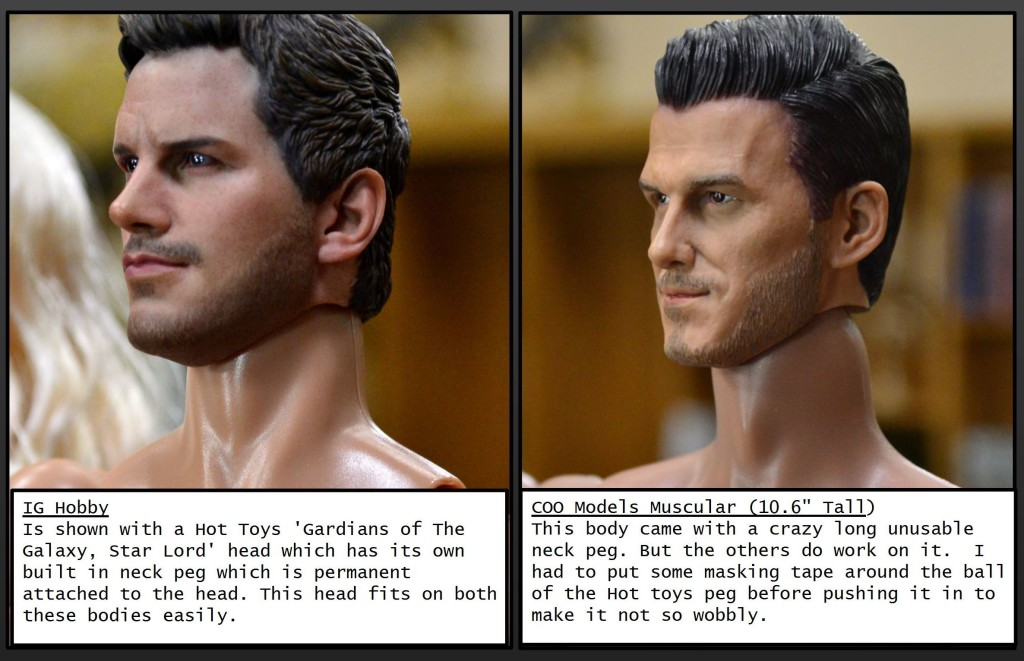 Tutorial - Action Figure and Fashion Dolls 60