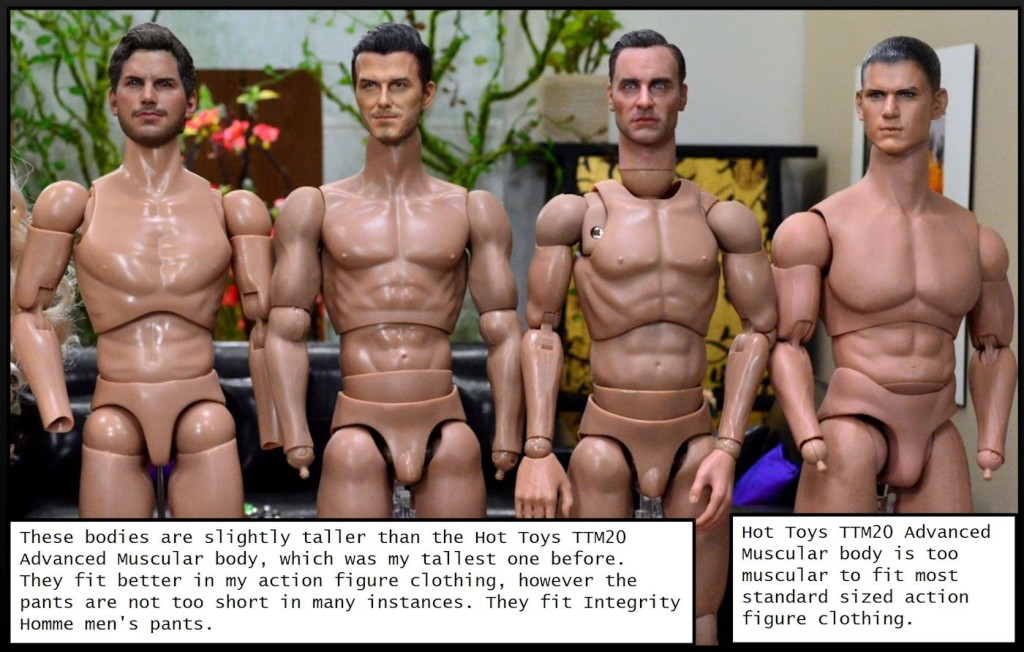 Tutorial - Action Figure and Fashion Dolls 61