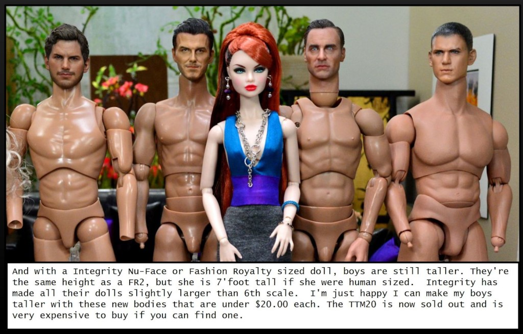 Tutorial - Action Figure and Fashion Dolls 63