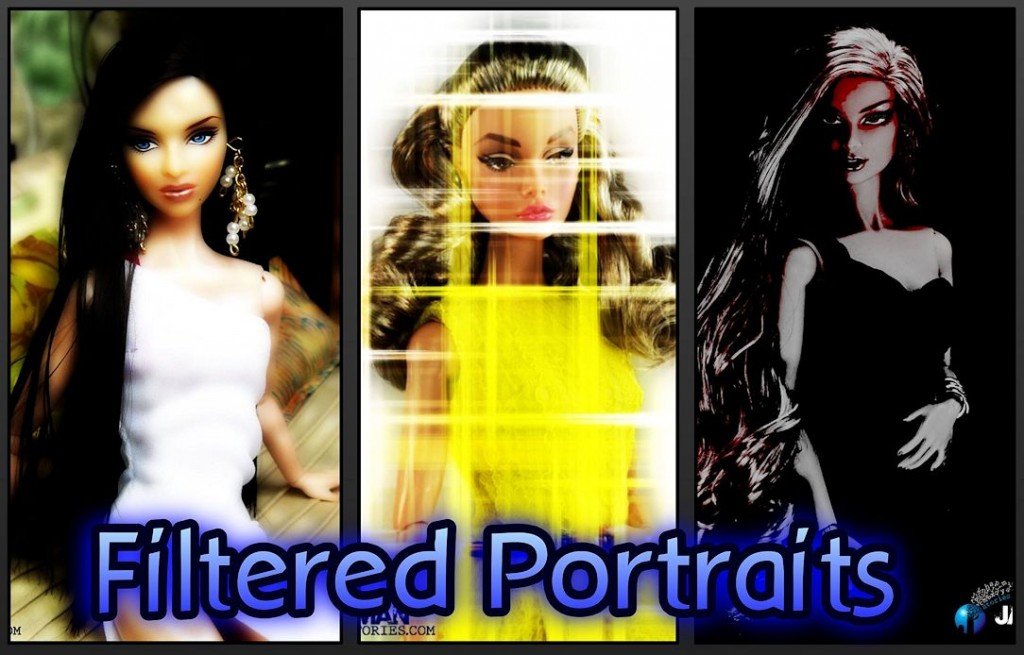Filtered Portraits 00 Cover