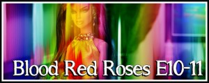 PAGE ICONS LONG - Blood Red Roses E10-11