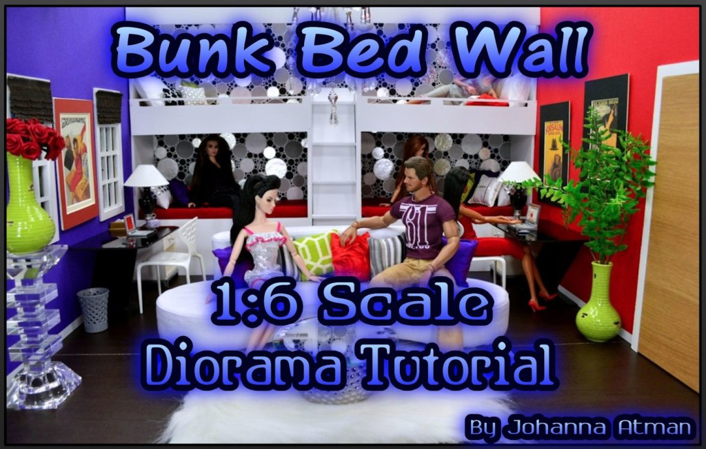 Tutorial - Bunk Bed Wall 01