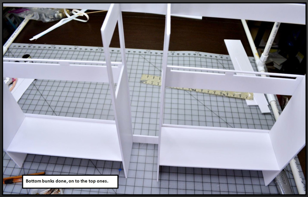 Tutorial - Bunk Bed Wall 13