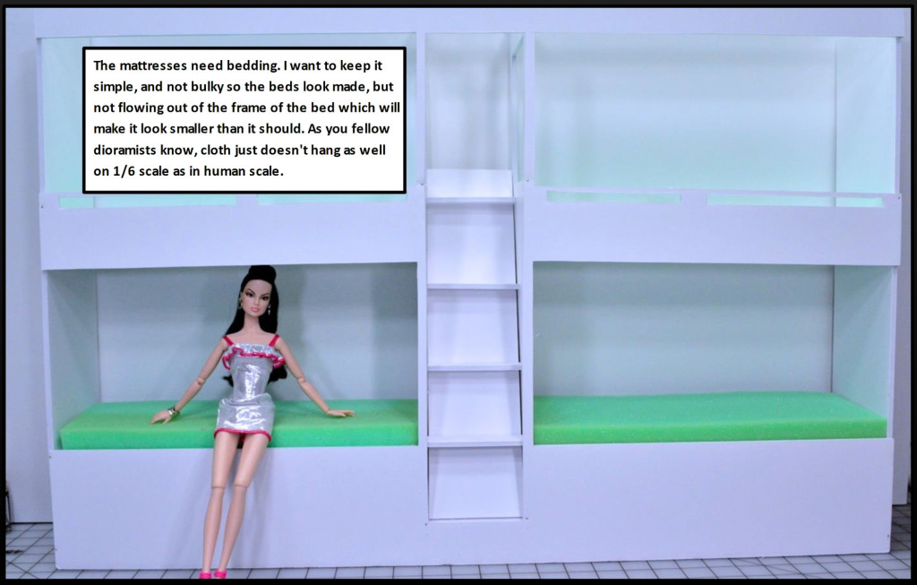 Tutorial - Bunk Bed Wall 22