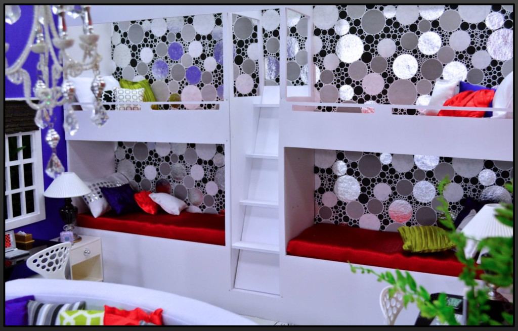 Tutorial - Bunk Bed Wall 25