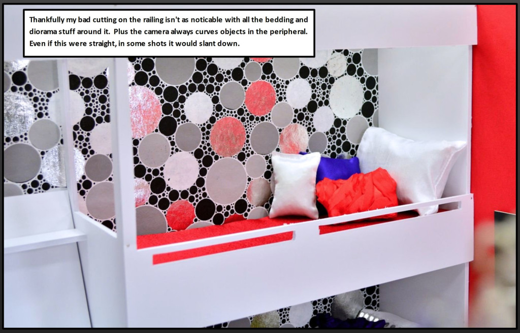 Tutorial - Bunk Bed Wall 31