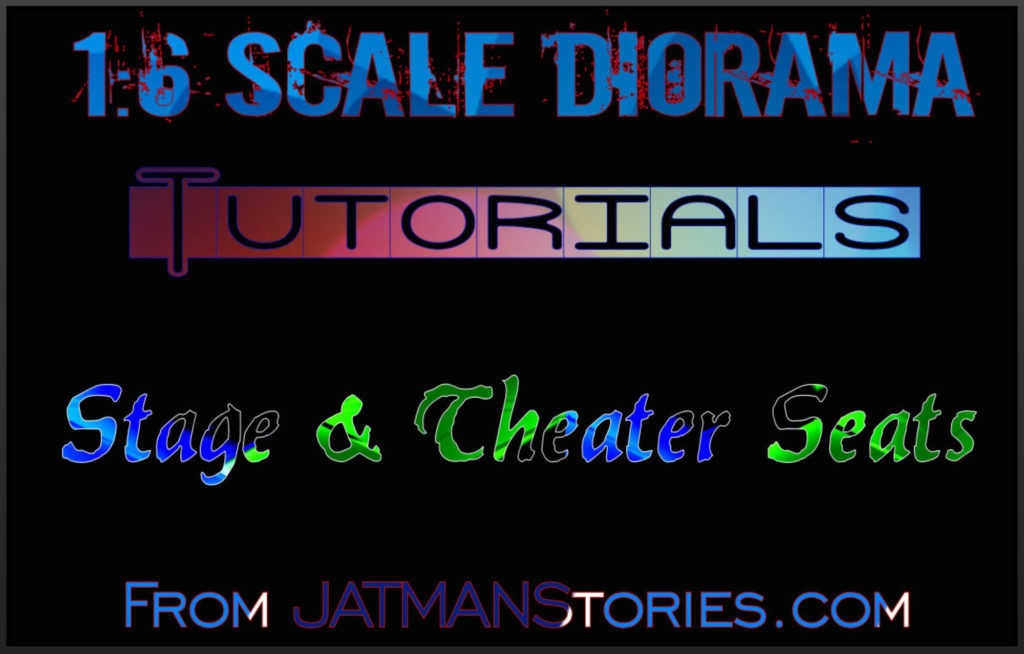 Tutorial - Stage and Theater Seats 01