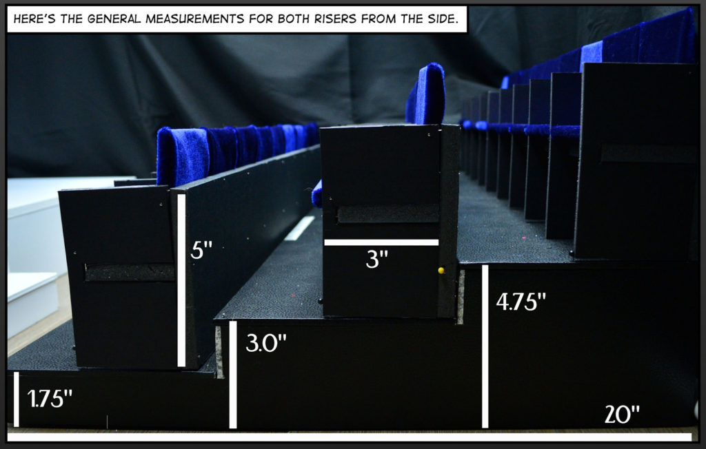 Tutorial - Stage and Theater Seats 05