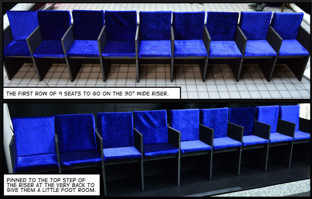 Tutorial - Stage and Theater Seats 29
