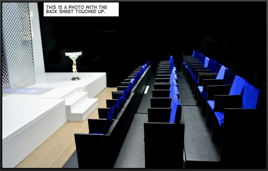 Tutorial - Stage and Theater Seats 57